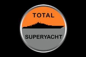 Total Superyacht Rectangle Logo
