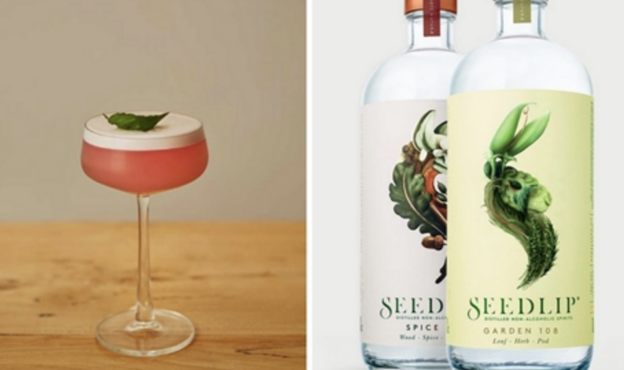 Watermelon Sour by Seedlip